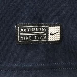 Nike Shirts - 🔴 Nike 2 mesh navy sports t shirt